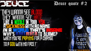Deuce quote #2 (from the song ''America'') by DcfEmpx
