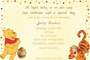Winnie The Pooh Quotes For Baby Shower