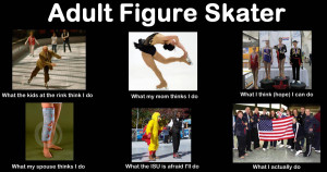 Go Back > Images For > Figure Skating Quotes Funny