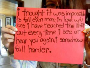 big heart on Tumblr