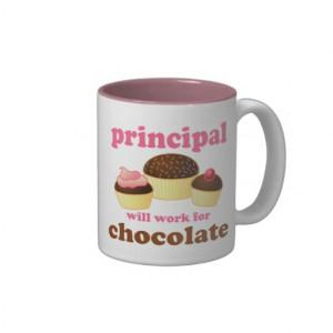 Funny School Principal Mug