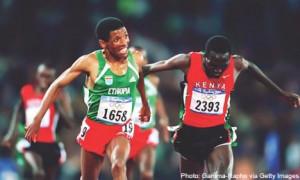 Top 10 Greatest Career Moments of Haile Gebrselassie