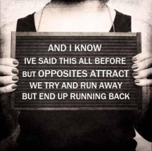 Running back love quotes