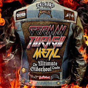 Thrash Metal Album Covers
