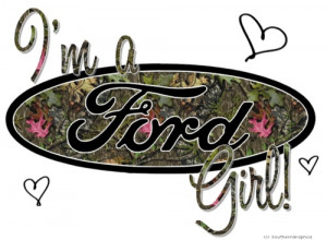 Ford girl(: