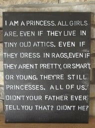 Little Princess, we all are