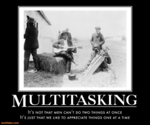 MULTITASKING -
