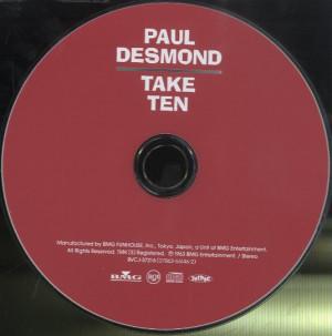 Take Ten Paul Desmond Image