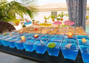 ... pool y pool y birthday food flamingo themed pool y kids birthday pool