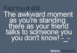 Awkward Awkwardmoment Quote