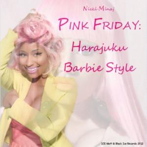 Nicki Minaj Harajuku Barbie