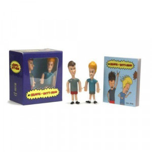 and Butt-Head Mega Mini Kit by Viacom. $9.95. 40 page mini quote ...