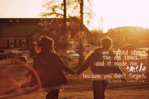 holding hands couple with quotes