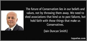 More Iain Duncan Smith Quotes