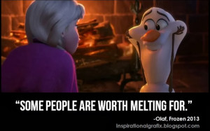 ... to pinterest labels film inspirational quotes frozen 2013 quotes olaf