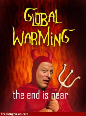 Al Gore? Iceland's Volcano & China's Quake, Apocalypse Or Climate ...