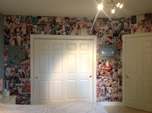 Tumblr Wall Collage Magazine collage wall
