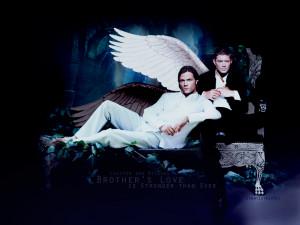 Supernatural Lucifer and Michael