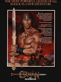 Conan the Destroyer: