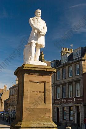 Joseph Hume statue montrose physician East indiapany