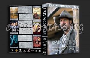 Kevin Costner Collection - Set 4 dvd cover