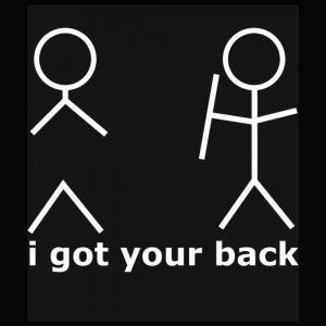 Got Your Back Quotes