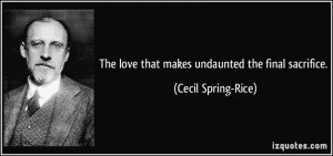 More Cecil Spring-Rice Quotes