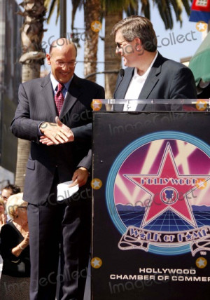 Tim Leiweke Picture Bob Miller and Tim Leiweke During a Ceremony