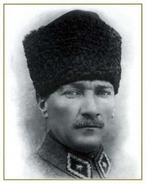 More Mustafa Kemal Ataturk images: