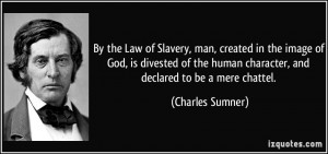 Property Law And Slavery Albert