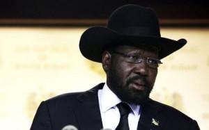 South Sudan s President Salva Kiir Mayardit Picture REUTERS
