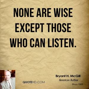 Bryant H. McGill Quotes. QuotesGram