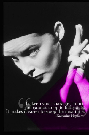 15 Katharine Hepburn Quotes Every Woman Should Live By - BuzzFeed ...