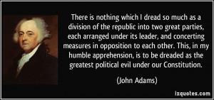 John Adams Quotes On Leadership More john adams quotes