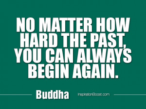 The Past Inspirational Quotes