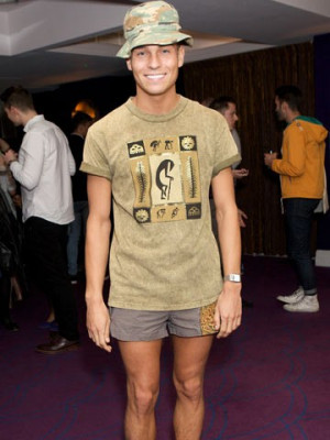 Joey Essex| Celebrity fashion | Worst dressed | Pictures | Now ...