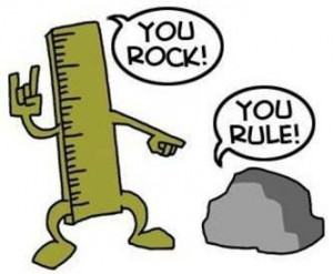 You Rock! Your Rule!
