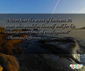 Employment Quotes
