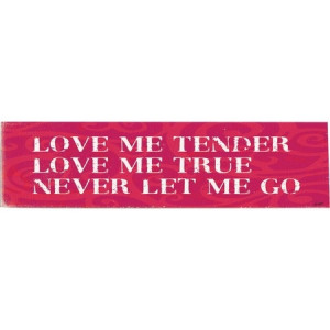 pinned this Love Me Tender from the Lisa Weedn event at Joss and ...